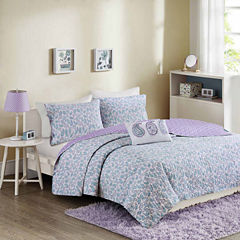 Mi Zone Lizzy Coverlet Set