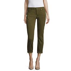a.n.a Skinny Denim Ankle Jeans