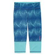 Reebok® Wave Cropped Leggings - Girls 7-16