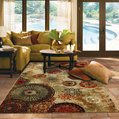 Mohawk Home® Caravan Medallion Rectangular Rug