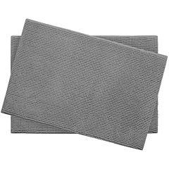 Bounce Comfort Plush Memory Foam Chenille 17x24