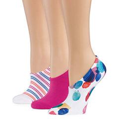 Converse 3-pc. Liner Socks