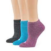 Xersion 3 Pair No Show Socks