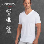 Jockey® 3-pk. Classics V-Neck T-Shirts