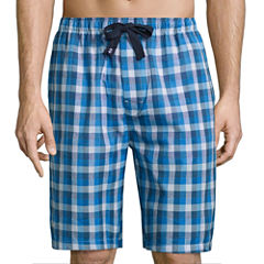 Izod Broadcloth Pajama Shorts