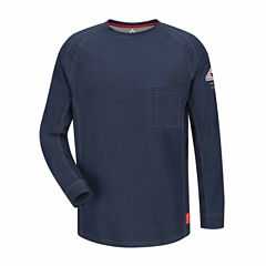 Bulwark FR IQ Long Sleeve T-Shirt Big and Tall