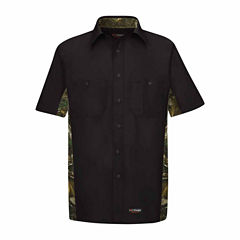 Wrangler Button-Front Shirt-Plus
