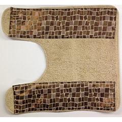 Popular Bath Mosaic Bath Rug Collection