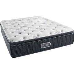 Simmons Beautyrest Silver® Snowhaven Pillowtop Plush - Mattress Only