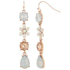 Decree Multi Color Drop Earrings