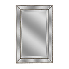 Metro Beaded Wall Mirror