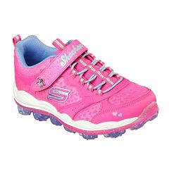Skechers® Skech Air Star Dust Slip-On Girls Sneakers - Little Kids