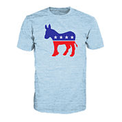 Democrat Donkey Short-Sleeve Tee