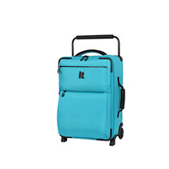 IT Luggage World's Lightest 8 Wheel 20 1/2 Inch Spinner Luggage