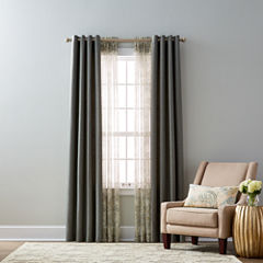 Studio McKenna & Royal Velvet Cholet Curtain Panels