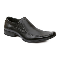 Giorgio Brutini® Downing Mens Leather Square-Toe Loafers