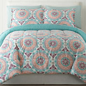 Home Expressions™ Sasha Complete Bedding Set with Sheets