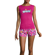 Shorts Pajama Set-Juniors