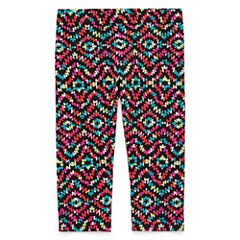 Total Girl Knit Capri Legging