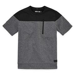 MSX By Michael Strahan Short Sleeve T-Shirt-Big Kid Boys