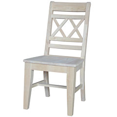 Canyon X-Back 2-pc. Side Chair