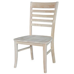 Roma Ladderback 2-pc. Side Chair