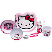 Zak Designs® Hello Kitty Kids' Collection