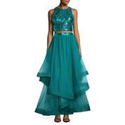 City Triangles 2pc. Dress