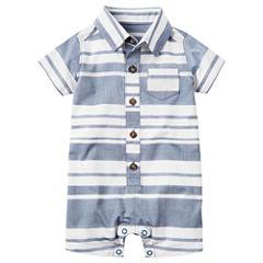 Carter's Short Sleeve Romper - Baby