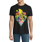 Power Rangers Short Sleeve Power Rangers Graphic T-Shirt