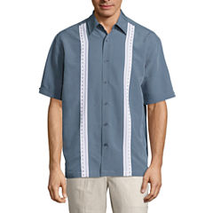 Havanera Button-Front Shirt