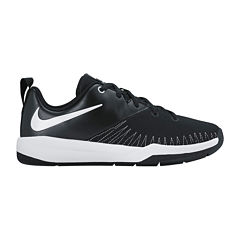 Nike® Team Hustle D 7 Low Boys Basketball Shoes - Little Kids