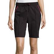 Made for Life™ Pintuck Bermuda Shorts - Tall