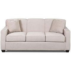 Sleeper Possibilities Track-Arm Queen Sofa