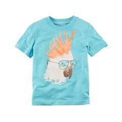 Carter's Short Sleeve T-Shirt-Preschool Boys