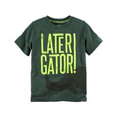 Carter's Pb Knit Tee Short Sleeve T-Shirt-Preschool Boys