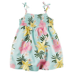 Carter's Dress and Bloomers - Baby Girls