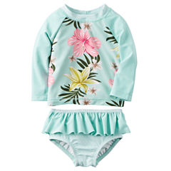 Carter's Girls  Tankini Set - Baby