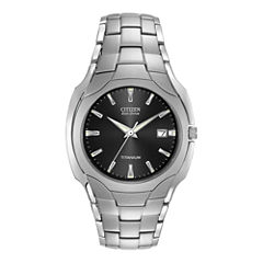 Citizen® Eco-Drive® Mens Titanium Watch BM6560-54H