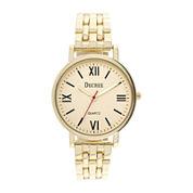 Decree® Womens Bracelet Watch