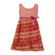 Bonnie Jean® Babydoll Dress - Toddler Girls 2t-4t