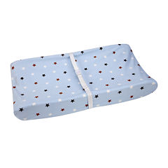 Carter's® Monkey Collection Changing Pad Cover