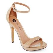 Michael Antonio Lovina Ankle-Strap Platform Sandals