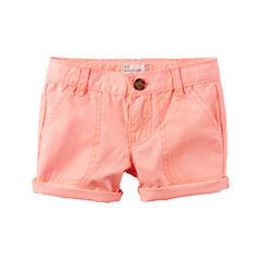 Carter's Pull-On Shorts Preschool Girls
