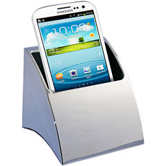 Natico Silver Smart Phone Holder