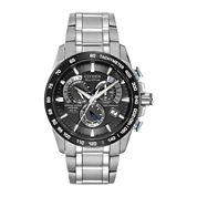 Citizen® Eco-Drive® Perpetual Chrono A-T Mens Titanium Chronograph Watch AT4010-50E