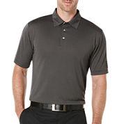 PGA TOUR® Short-Sleeve Performance Jacquard Polo
