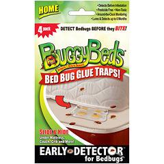 BuggyBeds® Bed Bug Glue Traps Home Pack