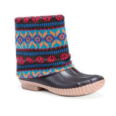 MUK LUKS® Sydney Womens Rainboots