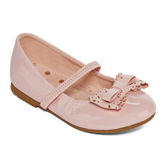 Christie & Jill Girls Mary Jane Shoes - Toddler